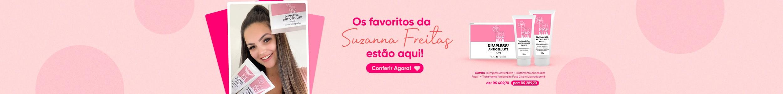 Favoritos da Suzanna