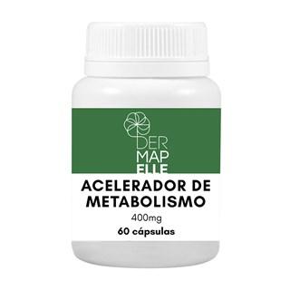 Acelerador de Metabolismo 350mg 60 cápsulas