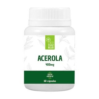 Acerola 400mg 60 Cápsulas