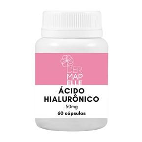 Produto Ácido Hialurônico 50mg 60 Cápsulas