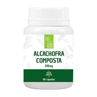 Alcachofra Composta 350mg 60 Cápsulas