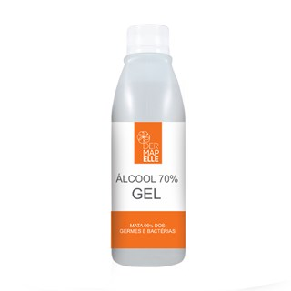 Álcool Gel Higienizante 70% 250ml