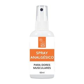 Analgésico em Spray para Dores Musculares 60ml