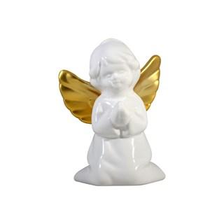 Anjo de Porcelana - Decoração