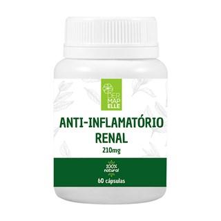 Anti-Inflamatório Renal 210mg 60 Cápsulas
