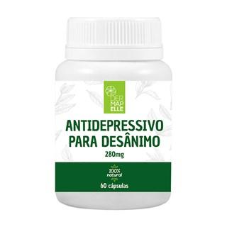 Antidepressivo para Desânimo 280mg 60 Cápsulas