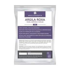 Argila Roxa 250g