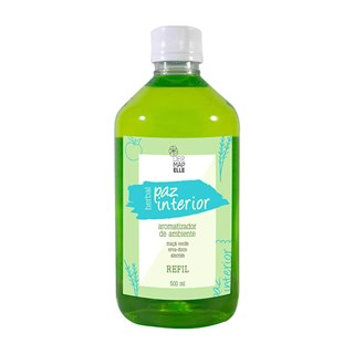 Aromatizador de Ambientes - Herbal Paz Interior 500ml REFIL