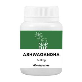Ashwagandha 500mg 60 Cápsulas