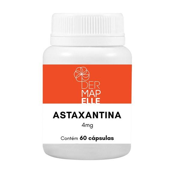 Astaxantina 4mg 60 Cápsulas