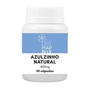 Produto Azulzinho Natural 400mg 30 cápsulas