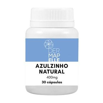 Azulzinho Natural 400mg 30 cápsulas