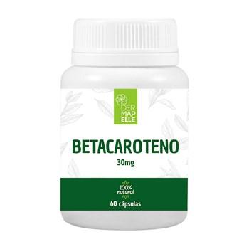 Betacaroteno 30mg 60 Cápsulas