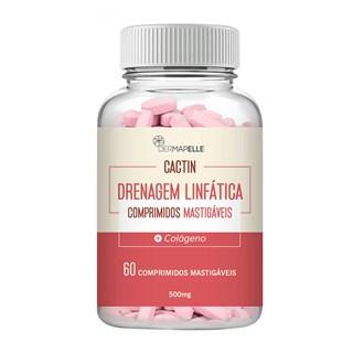 Cactin Drenagem Linfática 60 Comprimidos Mastigáveis