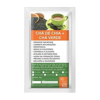 Chá Solúvel Chia com Chá Verde 10g