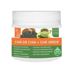 Chá Solúvel Chia com Chá Verde 225g