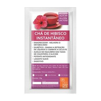Chá Solúvel Hibisco 10g