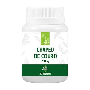 Chapéu de Couro 200mg 60 Cápsulas