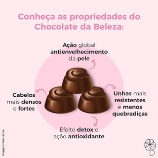 Chocolate da Beleza - Bioarct e SiliciuMax 15un