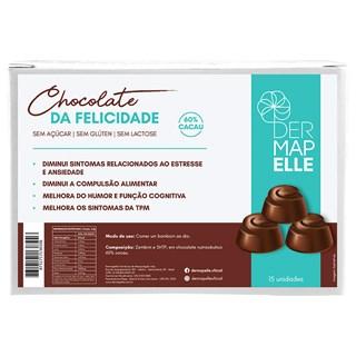 Chocolate da Felicidade - Zembrin e 5HTP 15un