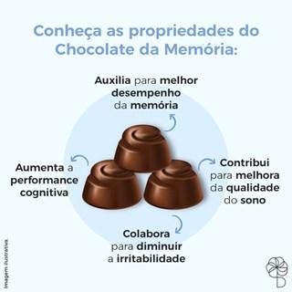 Chocolate da Memória - Neuravena 15un