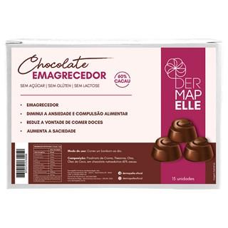 Chocolate Emagrecedor - Picolinato de Cromo 15un