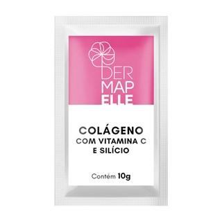 Colágeno com Vitamina C e Silício Sachê 10g