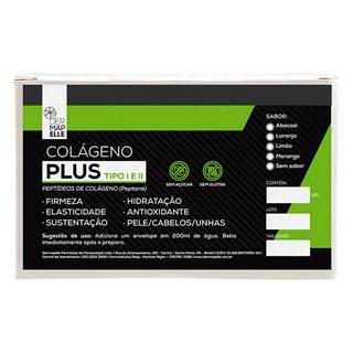 Colágeno PLUS com Vitaminas e Minerais 10 Sachês