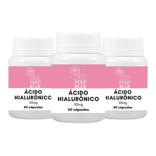COMBO| Ácido Hialurônico 50mg (3 Unidades)