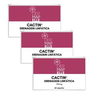 COMBO | Cactin - Drenagem Linfática (3 Unidades)