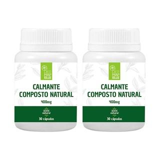 COMBO | Calmante Composto Natural (2un)