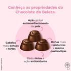 COMBO Chocolate da Beleza + Dimpless Anticelulite + Chá Solúvel Hibisco