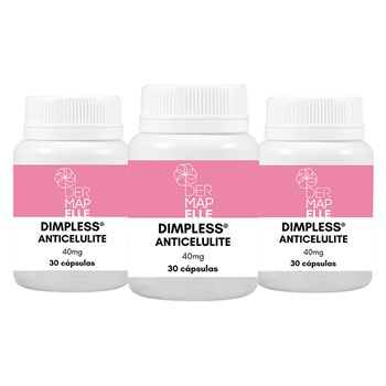 COMBO| Dimpless® Anticelulite 30 Cápsulas (3 Unidades)