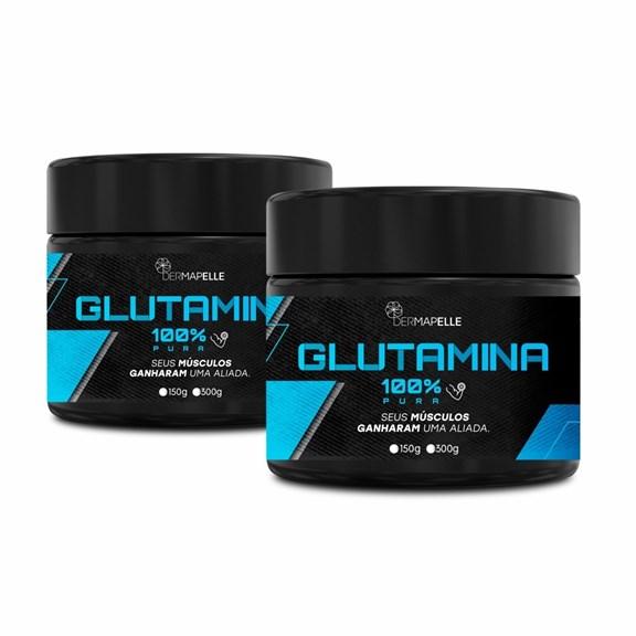 COMBO | Glutamina 300g (2un)