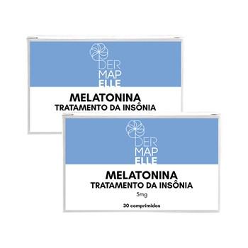 COMBO | Melatonina 5mg 30 Comprimidos (2 unidades)