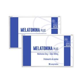 COMBO | Melatonina PLUS 5mg (2 Unidades)