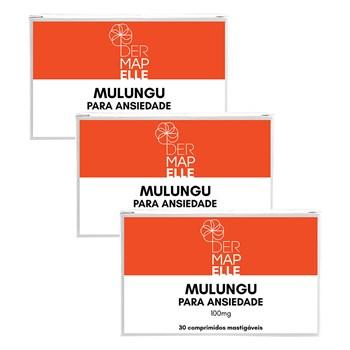 COMBO| Mulungu Balas para Ansiedade (3 Unidades)