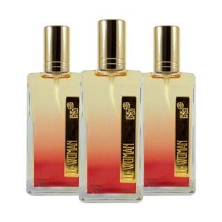 COMBO| Perfume Feminino 55ml (3 Unidades)