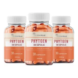 COMBO| Phytgen 200mg 30 Cápsulas (3 Unidades)