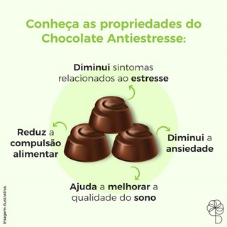 COMBO | Saffrin com Serenzo Cápsulas do Prazer + Melatonina + Chocolate Anti Estresse