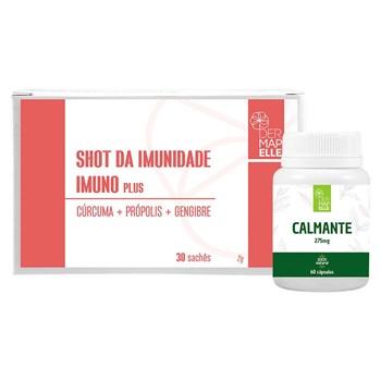 COMBO | Shot da Imunidade + Calmante 275mg
