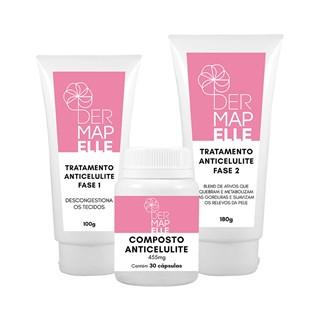 COMBO | Tratamento Completo Anticelulite
