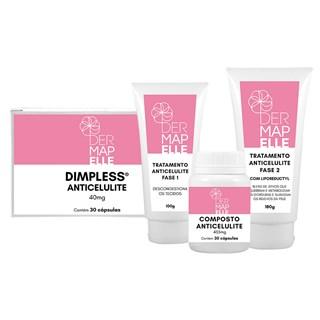 COMBO | Tratamento Completo Anticelulite com Dimpless® e Liporeductyl®