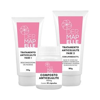 COMBO   Tratamento Completo Anticelulite com Liporeductyl®
