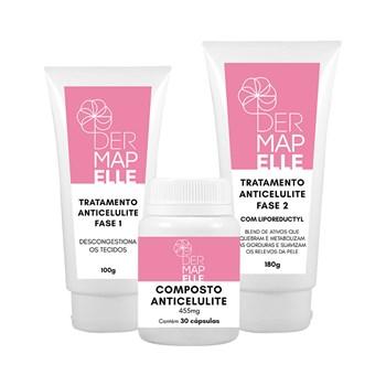 COMBO | Tratamento Completo Anticelulite com Liporeductyl®