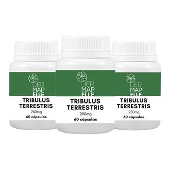 COMBO| Tribulus Terrestris 280mg 60 Cápsulas (3 unidades)