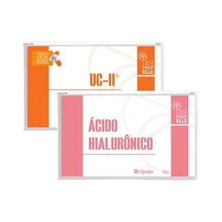 COMBO| UCII - Colágeno tipo II + Ácido Hialurônico