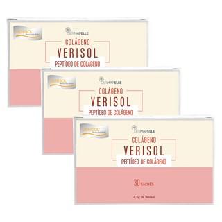 COMBO  Verisol 2,5g 30 Sachês (3 Unidades)