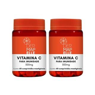 COMBO   Vitamina C 500mg (2 Unidades)