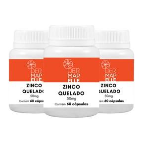 COMBO| Zinco Quelado (3 Unidades)